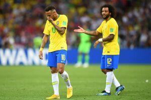 A fama de cai-cai de Neymar foi usada pelos bombeiros de Viena