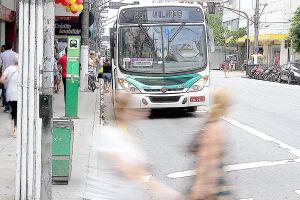 A CET-Santos solicitou a implantação da tecnologia à permissionária do serviço de transporte coletivo, autorizando a adoção da biometria para esses dois grupos de usuários