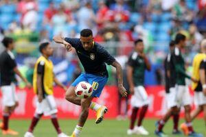 O único momento que o camisa 10 havia atendido aos jornalistas anteriormente no Mundial foi após a estreia da seleção, o empate por 1 a 1 contra a Suíça, em Rostov