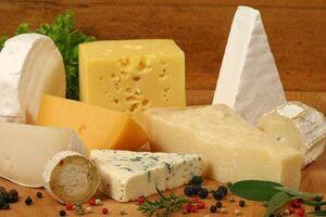 Os queijos são muito consumidos pelos brasileiros.