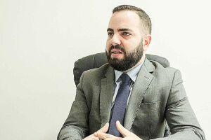 O advogado Raphael Vita é especialista em mídias sociais