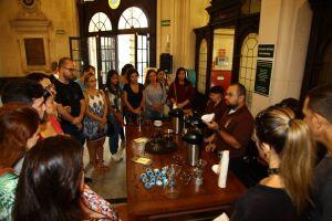 As 15 marcas de café que apresentaram seus produtos no Arcos do Valongo serviram, este ano, 35 mil degustações de café