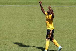 Lukaku já marcou quatro gols no Mundial e briga pela artilharia do torneio