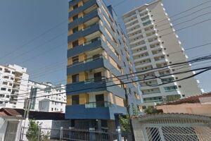 A morte ocorreu neste prédio, na Rua Marechal Maurício José Cardoso