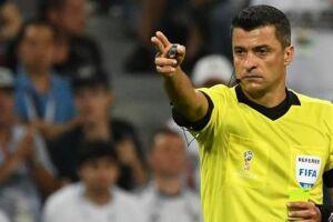 Sandro Meira Ricci tem 43 anos e participou de duas Copas do Mundo.