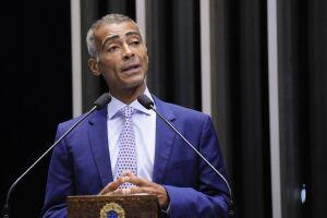 A negociação ainda não definiu como se daria a atuação de Romário em relação à disputa presidencial