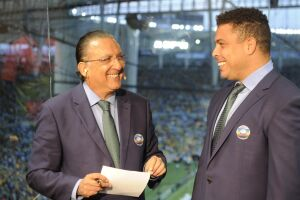 Ronaldo diz que faltou controle emocional à Seleção Brasileira
