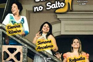 Projeto Samba no Salto acontece nesta sexta-feira ( 27)