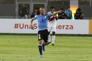 O clube paulista chegou a um acordo financeiro com o uruguaio no início da tarde desta terça-feira