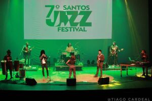 O Festival Santos Jazz realiza sua sétima edição entre até este domingo (29)