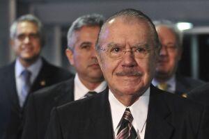 Flávio Dino (PC do B) rebateu a acusação do ex-presidente José Sarney (MDB)