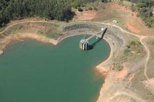 Sabesp diz que falta de chuva reduziu para 39,6% capacidade do Sistema Cantareira