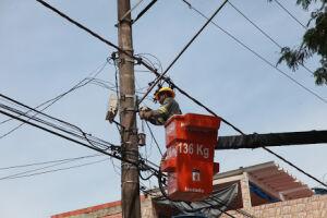 Bom Retiro, Saboó, Vila Haddad e Chico de Paula são os próximos bairros a serem contemplados com a modernização da iluminação