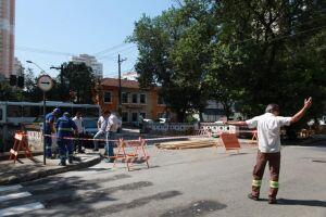 Pontilhão foi totalmente reconstruído pela Prefeitura