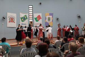 Haverá apresentações do Rancho Folclórico Típico Madeirense