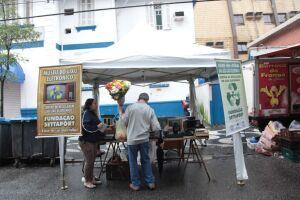 Um estande para recolhimento de lixo eletrônico estará presente em feiras livres da Cidade