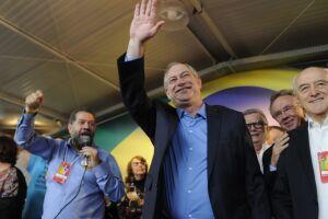 Ciro chegou a ser aconselhado no partido a ser mais ponderado ao fazer críticas públicas
