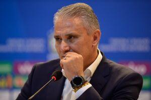 O técnico da seleção brasileira Tite não está na lista dos 11 melhores do mundo
