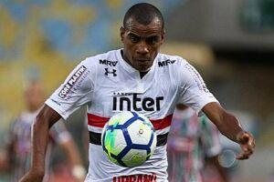 Régis foi contratado em março após se destacar jogando pelo São Bento na última edição do Campeonato Paulista