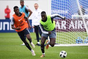 Didier Deschamps não fez treinamentos táticos na seleção francesa desde a vitória sobre a Argentina