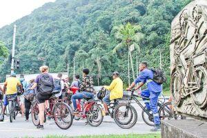 Uso de bicicletas continua após término da greve dos caminhoneiros