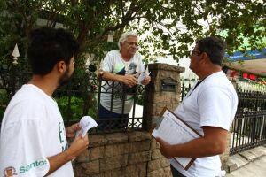 A partir de 1º de agosto, o dia da coleta seletiva nos bairros Aparecida e Macuco vai mudar