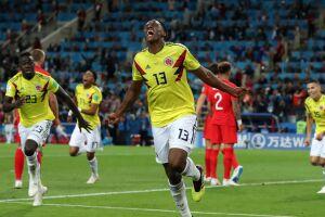 Mina é, por enquanto, o jogador do Barcelona que mais fez gols no Mundial
