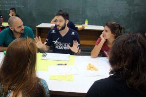 Os encontros do Coletivo Jovem Albatroz serão semanais, entre os meses de setembro e novembro, às terças-feiras, das 9h30 às 12h30, na Universidade São Judas - Campus Unimonte, em Santos