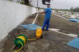 Prefeitura de Guarujá investe em  melhorias nos cemitérios da Cidade