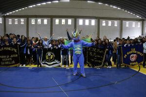 Mascote da Olimpíada é apresentado