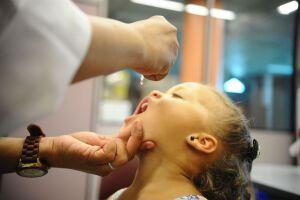 O país já registra 1.053 casos confirmados de sarampo