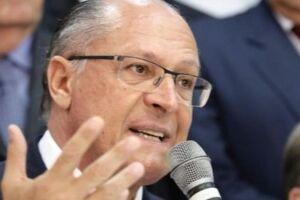 O presidente da legenda e ex-governador de São Paulo Geraldo Alckmin.