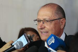 PP e DEM confirmaram apoio à candidatura de Geraldo Alckmin