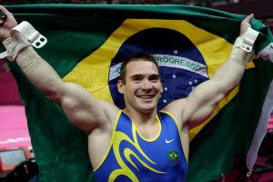 Arthur Zanetti (medalha de ouro nas argolas na Olimpíada de Londres-2012 e prata na Rio-2016), está confirmado na coompetição