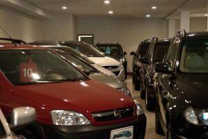 A venda de veículos novos no Brasil alcançou 217,5 mil unidades em julho, alta de 3,4% em comparação com o volume registrado no mês anterior