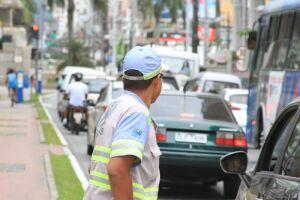 Serão realizados serviços de manutenção na rede área do VLT