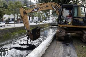 Operação Cuidando de Santos acontece desde o dia 24