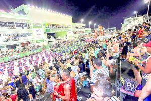 Os desfiles, marcados para os dias 22 e 23 de fevereiro, vão reunir 17 escolas na Passarela Dráusio da Cruz, na Zona Noroeste