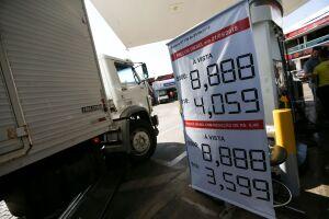 De acordo com o secretário, o cenário externo forçou a oscilação nos preços.