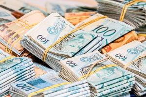 Mesmo após forte alta na arrecadação de tributos, as contas públicas registraram déficit primário de R$ 7,5 bilhões em julho