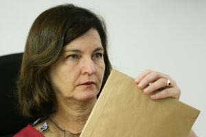 """, Raquel Dodge, disse que, """"na hora certa"""", o Ministério Público Eleitoral (MPE) vai pedir a impugnação de candidaturas à Presidente da República"""