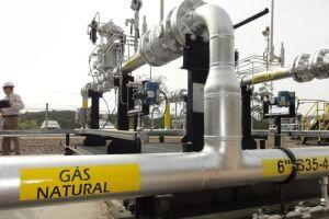 O consumo de gás natural no Brasil durante o primeiro semestre de 2018 cresceu 6% na comparação com o mesmo período do ano passado