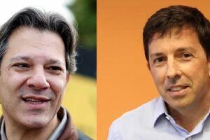 Haddad e Amoêdo disputam eleitores que mais compartilham notícias de política nas redes sociais