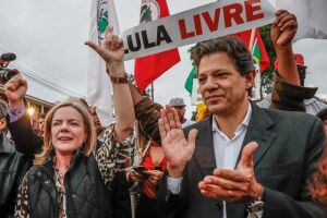 MPF pede esclarecimentos sobre visitas de Haddad e Gleisi a Lula