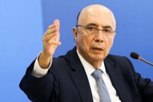 O presidenciável Henrique Meirelles (MSB) dirigiu ataque a Jair Bolsonaro (PSL)