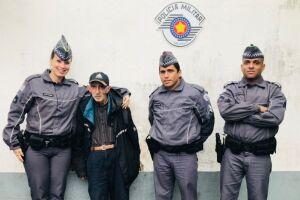Romeu Gastaldello, de 89 anos, foi encontrado pela polícia numa região de mata na Área Continental de São Vicente