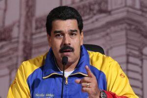 O ditador venezuelano Nicolás Maduro.