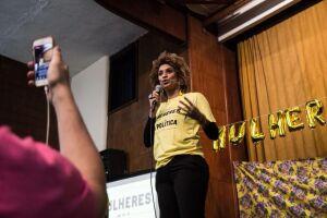 A Anistia Internacional no Rio de Janeiro protocolou hoje (14) um documento em que cobra das autoridades respostas sobre o assassinato da vereadora Marielle Franco e do motorista, Anderson Gomes