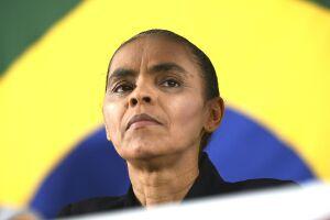 Campanha de Marina Silva pede a eleitor para imprimir santinho