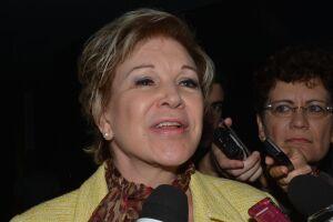 A senadora Marta Suplicy (MDB-SP) é um dos principais nomes cotados para o posto
